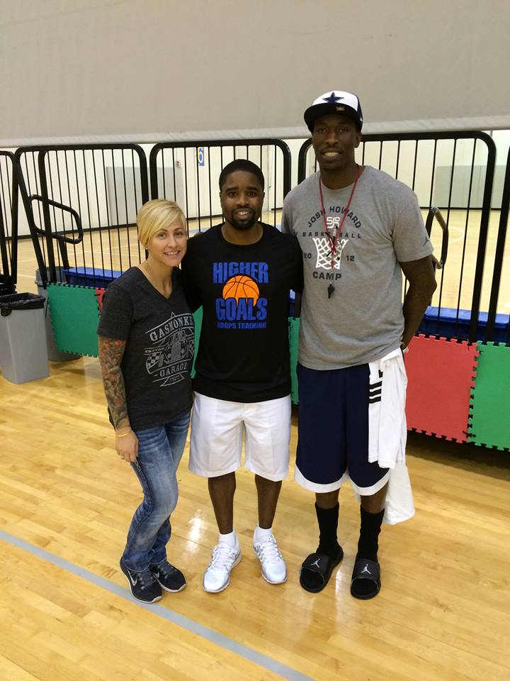 Nba and christy brimberry of fast n loud higher goals now